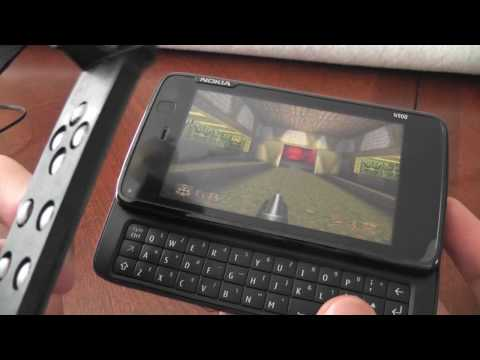 Game Gripper - Nokia N900 - Review