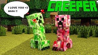 """Những Điều Bạn Cần Biết Về """"Quái Vật Nổ"""" Trong Minecraft !! (Creeper)"""