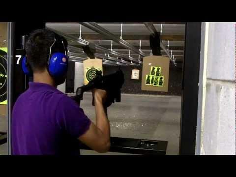 Rifle Shooting: KRISS Vector