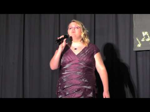 "Purdy High School Talent Show- Katherine Wise -""I Dreamed A Dream"""