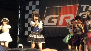 20161029 TOYOTA GAZOO Racing PARK in SUPER FORMULA Rd.7 JAF GRAND PRIX SUZUKA 鈴鹿サーキット イベント広場 AKB48 Team8 スペシャルステージ ...
