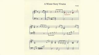 """How To Play Piano: Yiruma """"A Winter Story Love Letter"""" *Piano Tutorial by Ramin Yousefi"""