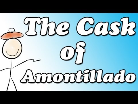 The Cask of Amontillado by Edgar Allan Poe (Summary and Review) - Minute Book Report