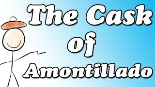 The Cask of Amontillado by Edgar Allan Poe (Review) - Minute Book Report