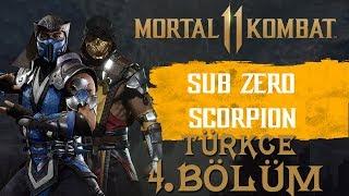 ATEŞ ve BUZ | Mortal Kombat 11 Türkçe 4. Bölüm