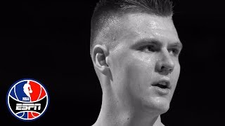 Why Kristaps Porzingis is unstoppable on offense | NBA Countdown | ESPN