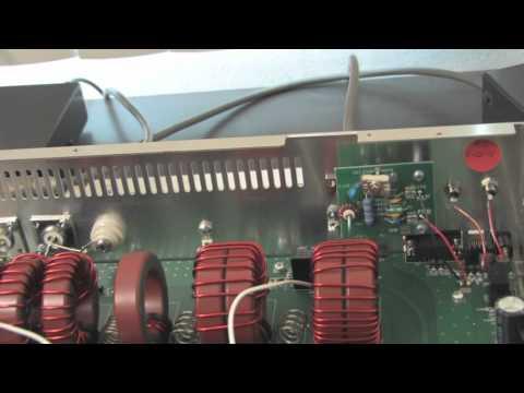 MFJ-998 1.5KW Auto Tuner Calibration procedure