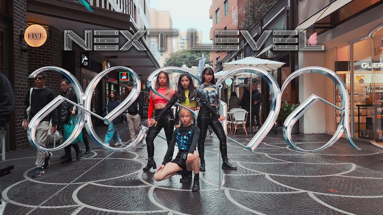 [KPOP IN PUBLIC] aespa 에스파 - 'Next Level' Dance Cover in Australia