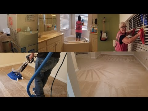 Move-out & Carpet  Cleaning in Davenport Fl. AFTER Service