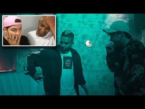 COLOMBIANOS REACCIONAN A Paulo Londra - Dimelo (Official Video) [Los Desatinados]