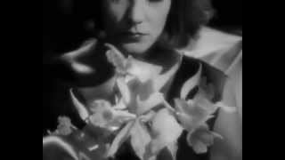 Greta Garbo. Vela branca sobre o mar.Canta: Carlos Galhardo,1937.