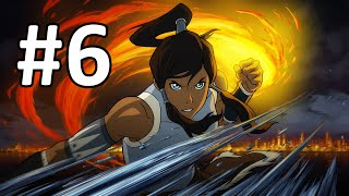 The Legend of Korra Walkthrough Part 6 No Commentary Let