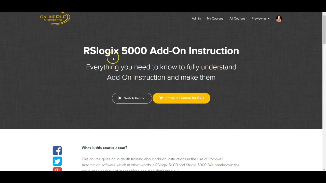 Rslogix 5000 start page videos section 6 add ons the automation blog.
