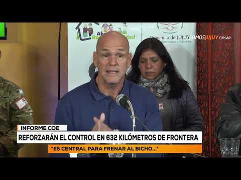 Reforzarán El Control En 632 Kilómetros De Frontera | Somos Jujuy