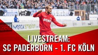 in VOLLER Länge: SC Paderborn – 1. FC Köln