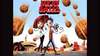 Cloudy with a chance of meatballs: Complete score / theme / soundtrack