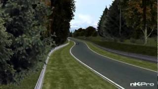 Nordschleife Netkar Pro Online  test.