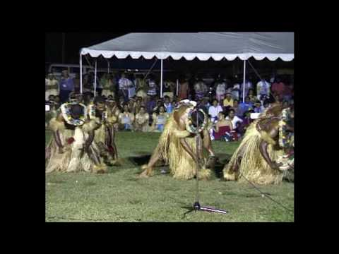 FIJI AT THE 1996 PACIFIC ARTS FESTIVAL IN SAMOA: VITI LEVU + ROTUMA