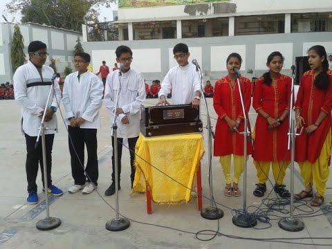 bharat maa ki santanein hum patriotic group song youtube