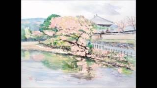 Sakura, Sakura (桜桜, さくら さくら) ...A Japanese traditional song (with Lyrics and translation)