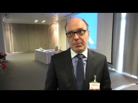 Toyota Motor Europe discusses electronic and hybrid vehicles at the IDTechEx Show! in Berlin
