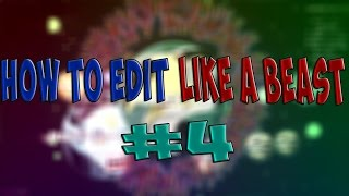AGARIO HOW TO EDIT LIKE A BEAST#4 SONY VEGAS//CC/EFFECTS/IN DESCIPTION//200 likes for ep. 5 (harder)