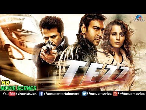 Best Scenes Of Tezz | Ajay Devgan |...