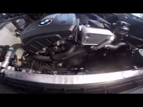 BMW X3 E83 Engine Pressure Wash in 1080p