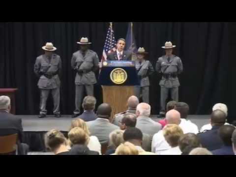 Governor Cuomo Signs Legislation in Rochester to Combat Heroin, Opioid and Prescription Drug Abuse