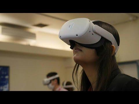 شاهد: الواقع الافتراضي لتدريب طلبة الطب في غرف العناية المركزة في بريطانيا…