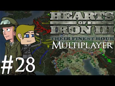 Hearts of Iron 3   Multiplayer   The Pact of Steel   Part 28