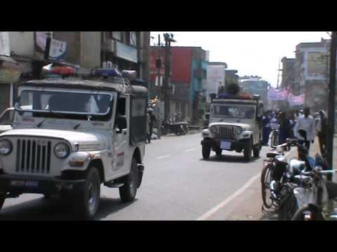 Voters Awarness Rally Bettiah Wets Chmaparan 2015