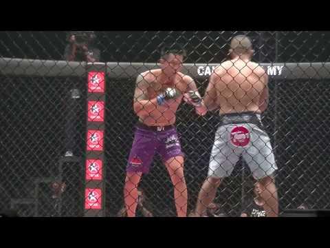 Agilan Thani v Jeff Huang, One Championship KL 2017