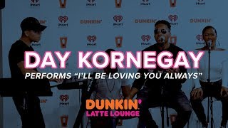 Day Kornegay Performs Cover 'I'll Be Loving You Always' Live | DLL