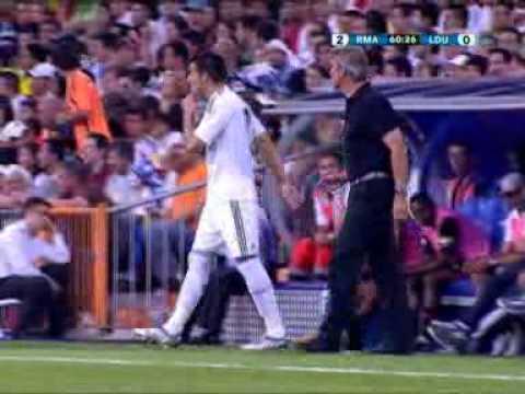 Real Madrid vs Universidad de Quito