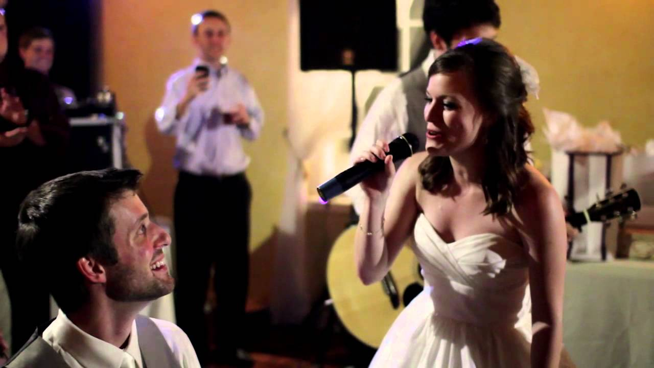 Bride Song To Groom: Bride Sings To Groom