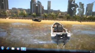 Dubai Police SWAT Trailer #1