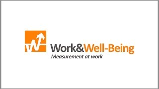 Work & Well-Being - Evidence-based Employee Well-being Assessments