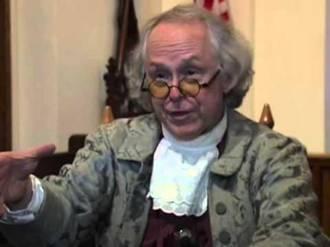 Interview with Ben Franklin (Presenter G.Robin Smith) Vermillion SD Oct 2012 - VTS 01 1