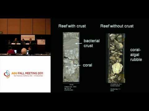 AGU FM11 - Ocean Acidification 1: Increasing ocean acidification, declining reef health