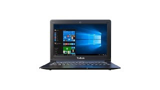 RDP ThinBook 1130 Netbook Detail Specification
