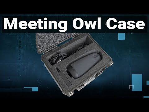Meeting Owl Video Conference Camera Case - Video
