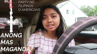 FILIPINO PARTY O AMERICAN PARTY / MAY NALASING