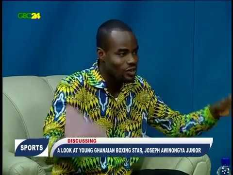 GTV Ghana TV interviews Chief Mohammed Ibrahim Sungtaaba of VVIP