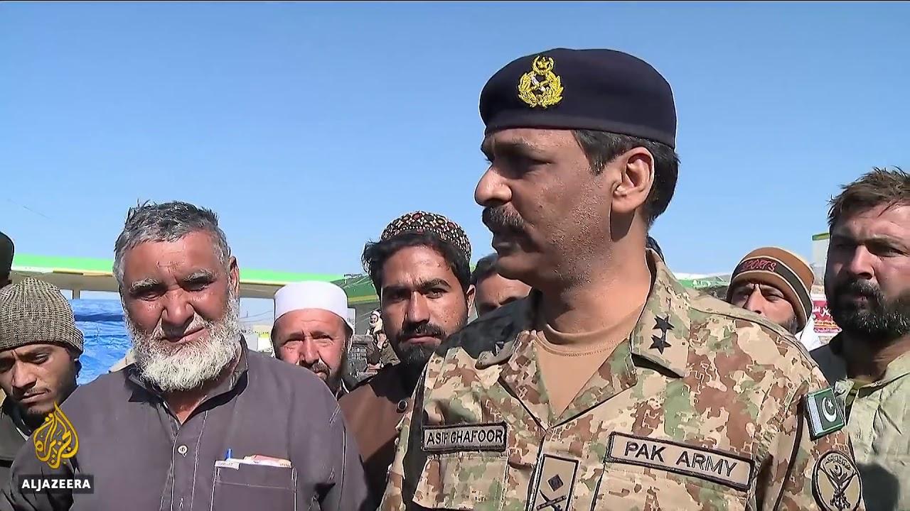 DG ISPR Beeper | Al Jazeera  - 28 Jan 2019 | Pak - Afghan Border