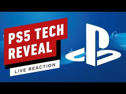 PS5 Deep-Dive Reveal