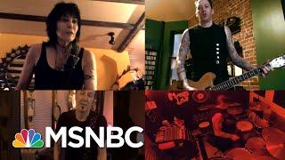 Joan Jett And The Blackhearts' See 'The Light Of Day'...Separately   Morning Joe   MSNBC