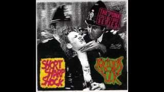 CHAOS UK -  short sharp shock (FULL ALBUM)