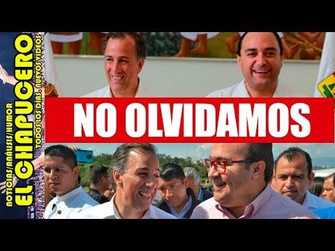 MEADE supo de TRANSOTAS de Javier Duarte y Beto Borge ¡Y SE HIZO ROSCA!