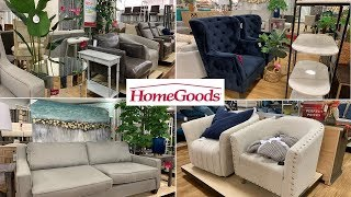 HomeGoods Furniture Part 1 Home Decor | Shop With Me August 2019